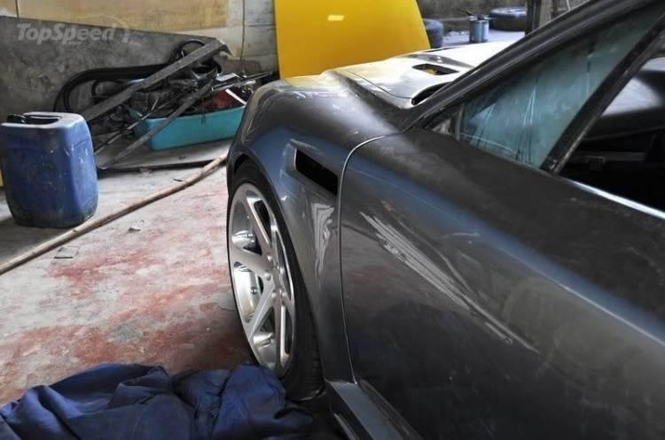 ¿Opel Calibra o Aston Martin?