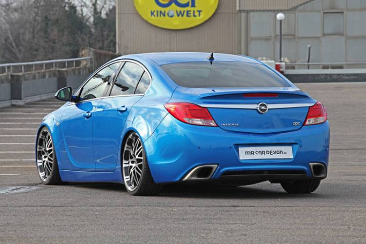 Opel Insignia OPC por MR Car Design