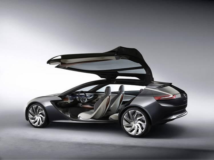 Opel Monza: nuevos detalles del deportivo conceptual de Opel