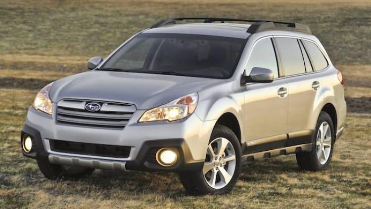 Subaru Outback y Legacy 2013