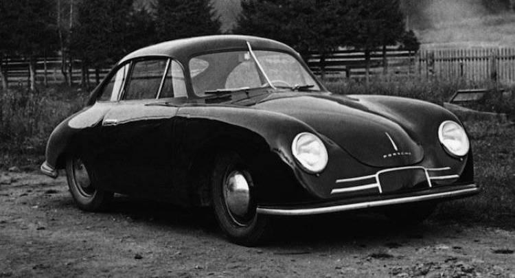 Porsche 356 de Gmünd