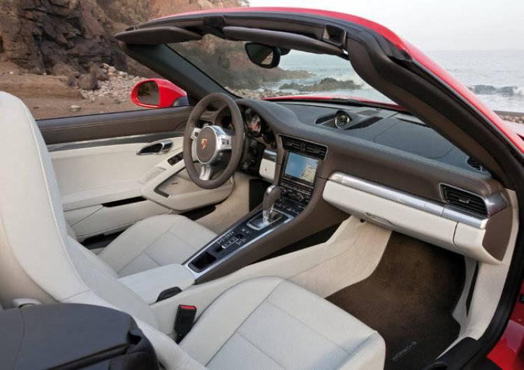 Porsche 911 Carrera Cabriolet y Carrera S Cabriolet