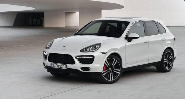 Un nuevo SUV en Porsche: aires coupés para una nueva variante del Cayenne