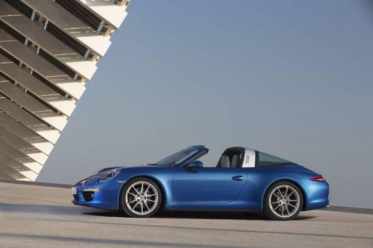 Porsche 911 Targa: la perfecta reinterpretación moderna del mito