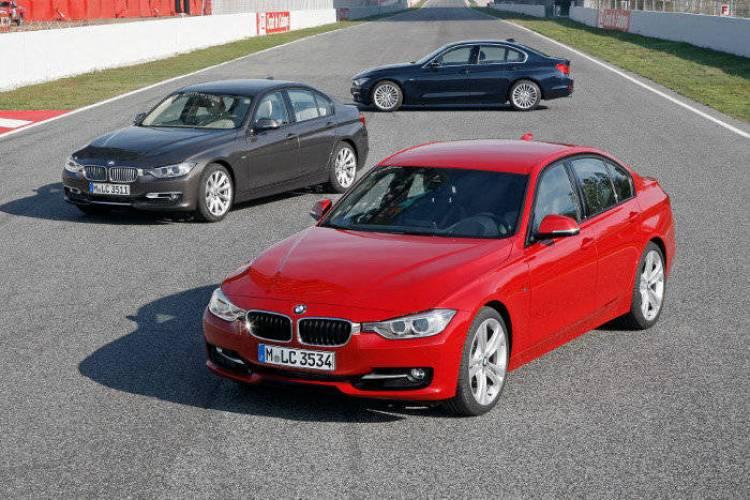 Novedades en BMW: xDrive y versiones más eficientes para el Serie 3 y un nuevo Serie 5 GT diésel entre otras