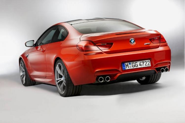 El próximo BMW M5 y M6 podrían contar con una alternativa de tracción total