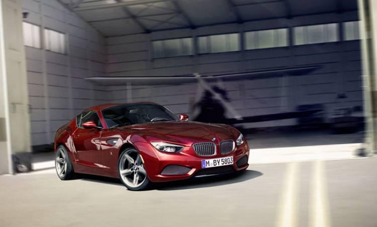 BMW y Zagato presentarán un nuevo coche en Pebble Beach