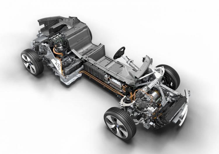 BMW i8: todos los detalles del deportivo híbrido de BMW