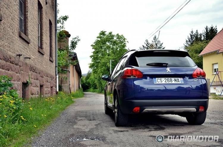 Peugeot aumenta también la producción de un 2008 que ya acumula 120.000 pedidos