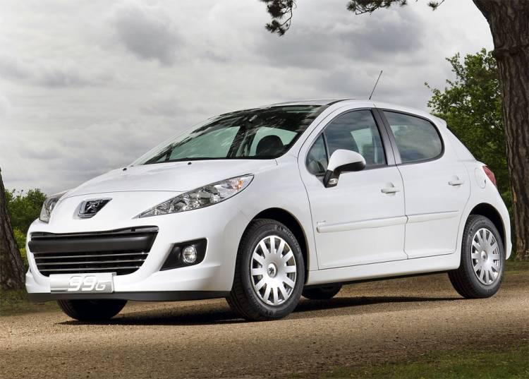 Peugeot 207 HDi 99g (2010)