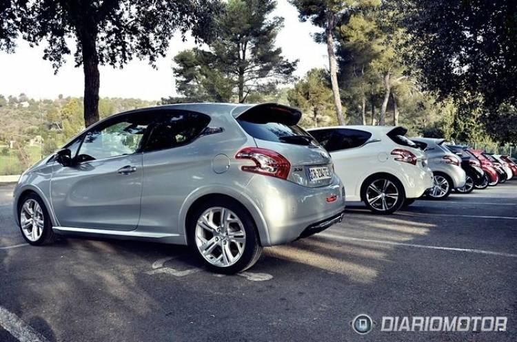 Peugeot 208 GTi, presentación y prueba en Niza (II): qué más ofrece este GTi frente a sus rivales