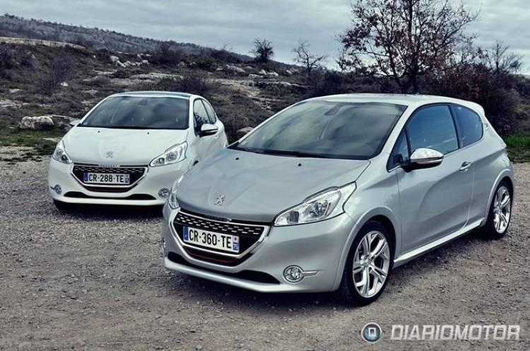 Peugeot 208 GTi, presentación y prueba en Niza (I): reinterpretando siglas que hablan de historia