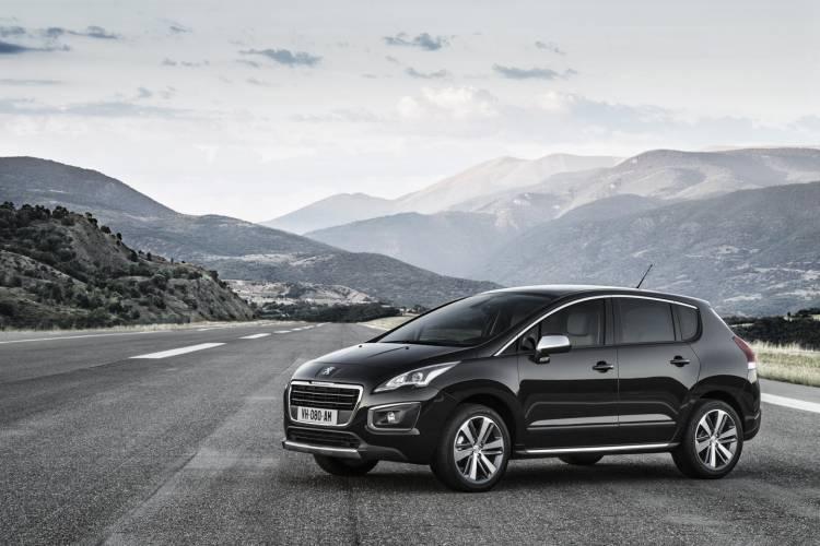 Peugeot 3008 mk1