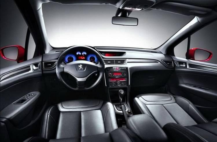 Peugeot lanza el nuevo 308 Sedán... sólo para China