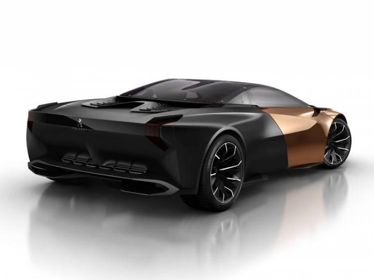 Peugeot Onyx: se hace oficial el concept de Peugeot para el Salón de París