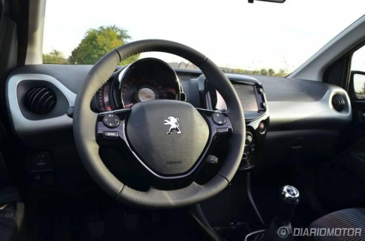 #GarajeDiariomotor: conociendo al nuevo Peugeot 108