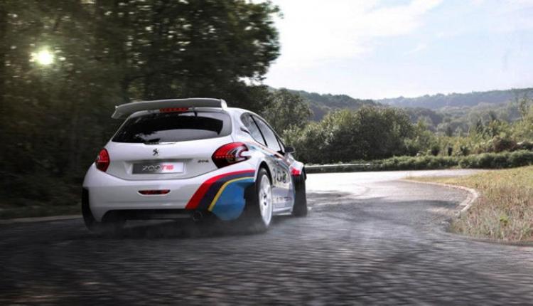 El Peugeot 208 R5 pasa a llamarse T16: rememorando al 205 del Grupo B