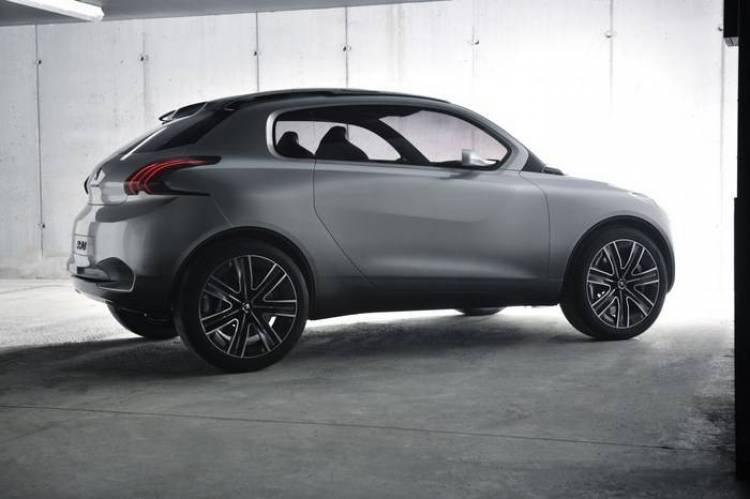 Peugeot podría estar trabajando en una alternativa de 3 puertas del 2008