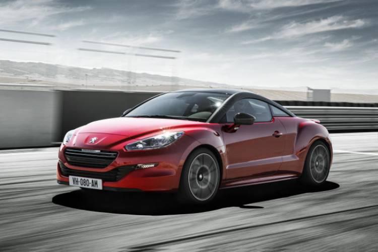 Peugeot RCZ R, en España desde 39.900 euros