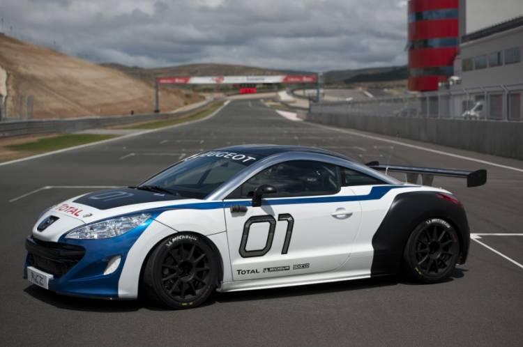 Peugeot Sport RCZ 2012