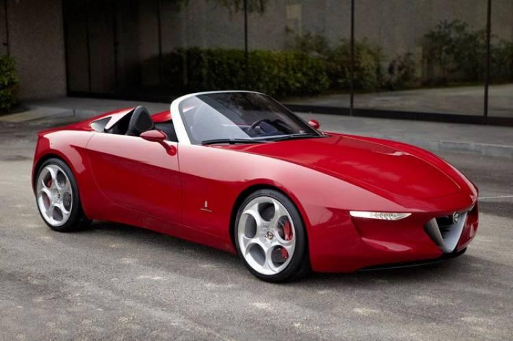 Nuevos detalles del próximo Alfa Romeo Spider