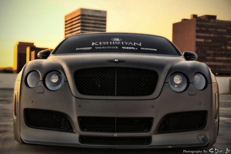 Bentley Continental GT Platinum Motorsport