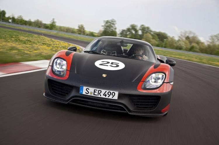 Porsche 918 Spyder: todos los detalles del nuevo superdeportivo de Stuttgart