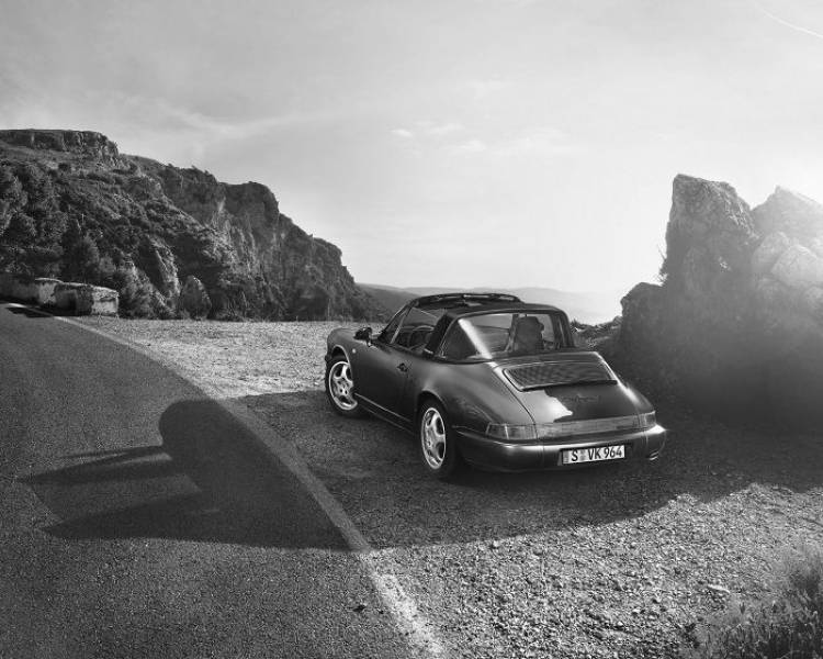 El próximo Porsche 911 Targa tendrá una configuración clásica