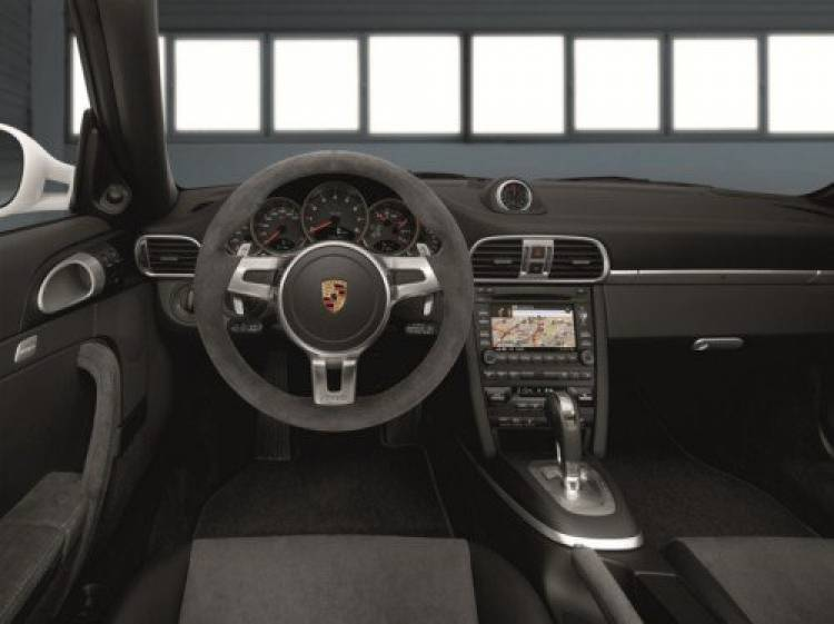 Porsche 911 Carrera GTS (Interior)