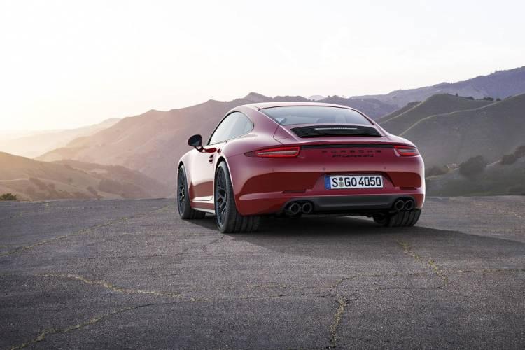 Porsche 911 Carrera GTS 2014, todos los detalles