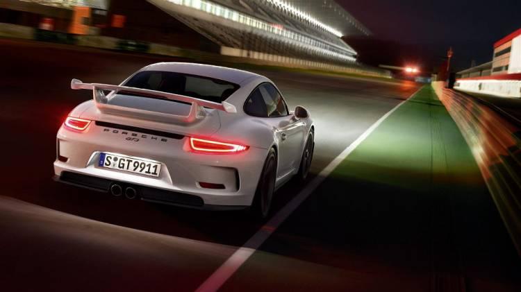 Imagen del Porsche 911 GT3
