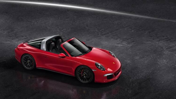 Porsche 911 Targa 4 GTS, nueva galería de imágenes