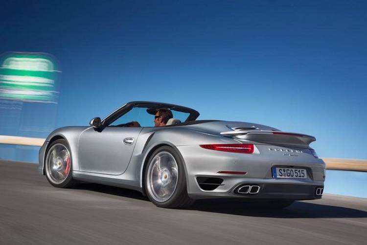 Porsche 911 Turbo y Turbo S Cabriolet