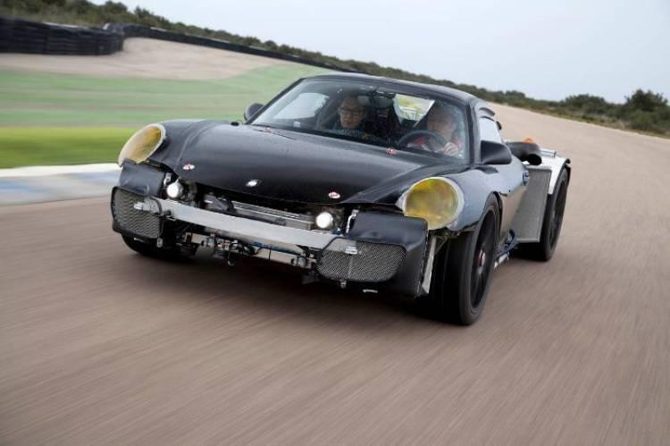 Vuelven a la carga los rumores sobre un rival para el Ferrari 458 en Porsche