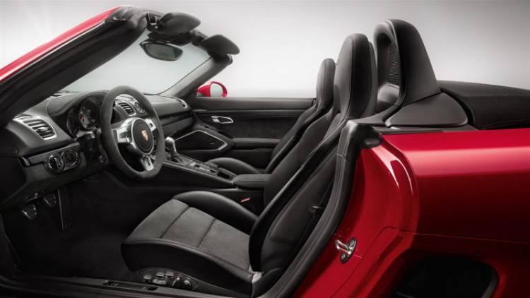 Porsche Boxster GTS 2014, desde todos los ángulos: nueva galería de imágenes