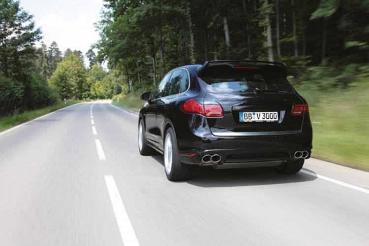 Porsche Cayenne S Diesel por TechArt
