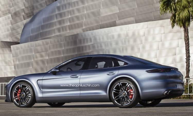 Porsche Panamera: una primera aproximación a la próxima generación