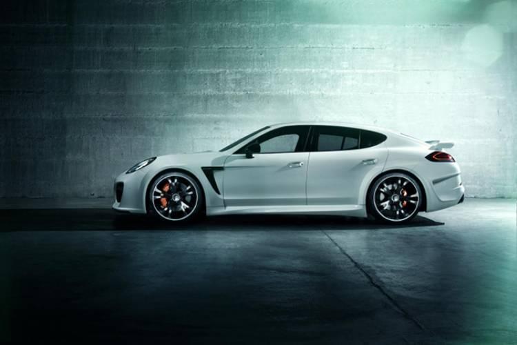 Porsche Panamera GrandGT