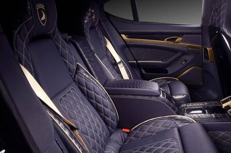Porsche Panamera Stingray GTR: ¿una dosis de excesos para tu Panamera?