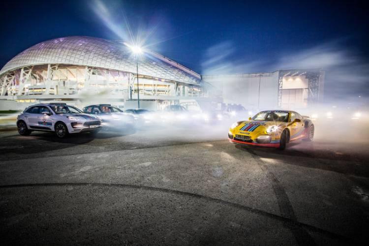 Porsche y Martini, una combinación siembre bienvenida