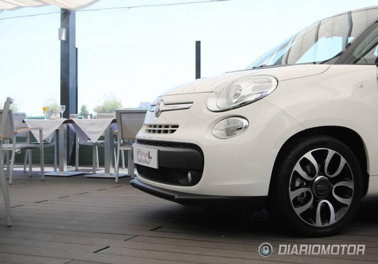 ¿Un Fiat 500L con el sello de abarth?