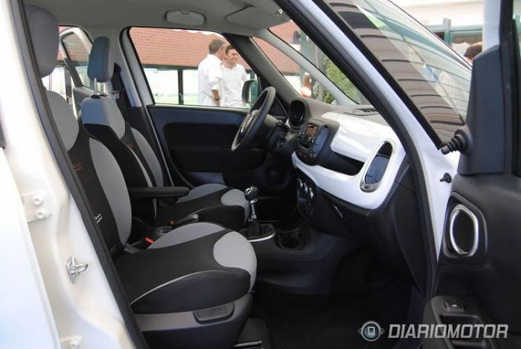 Fiat 500L, presentación en Madrid