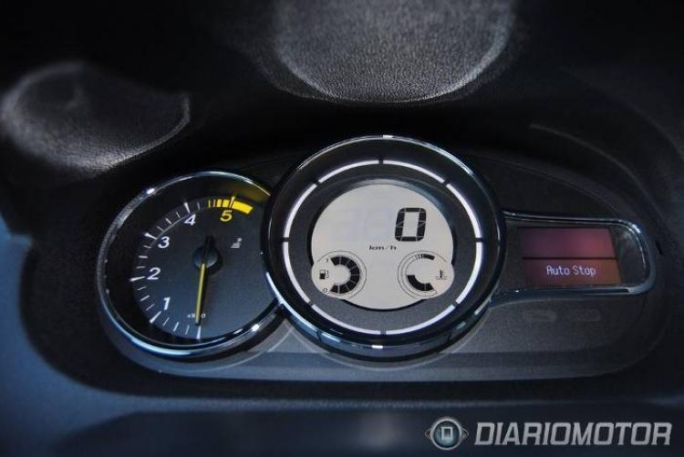 Gama Renault Mégane 2012