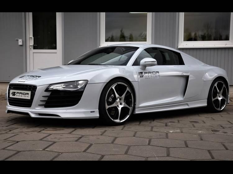 Audi R8 Carbon Prior Design