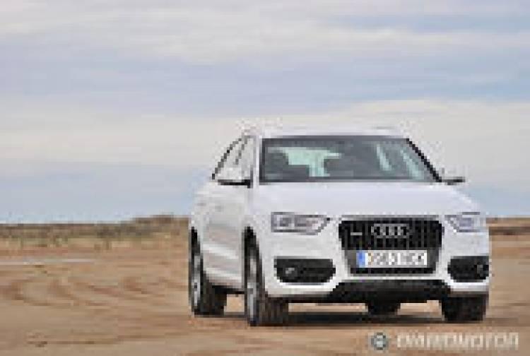 Audi lanza en España dos nuevas ediciones del Audi Q3: Ambiente plus y Ambition plus