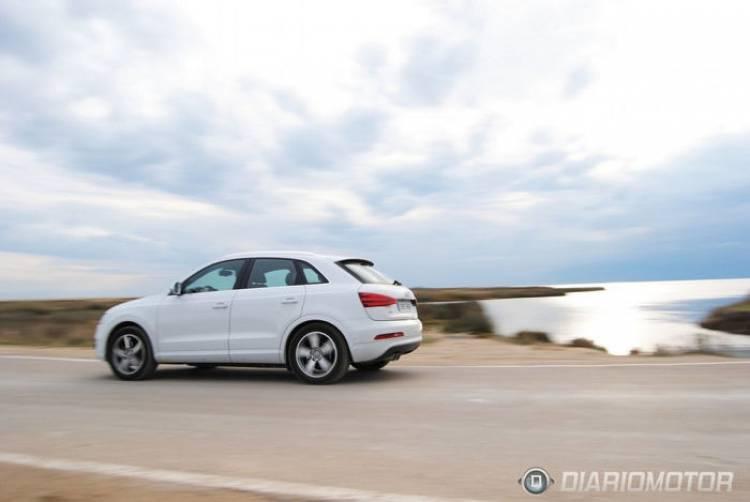 El Audi Q3 estrena un nuevo motor TFSI de 170 caballos