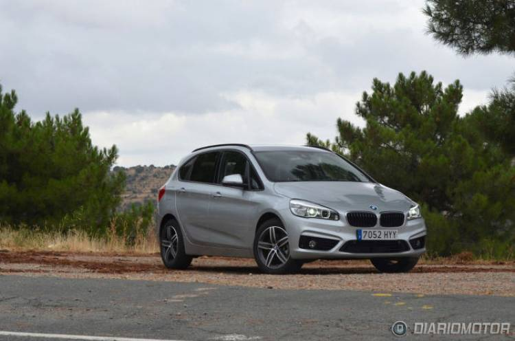 Opinión BMW Serie 2 Active Tourer