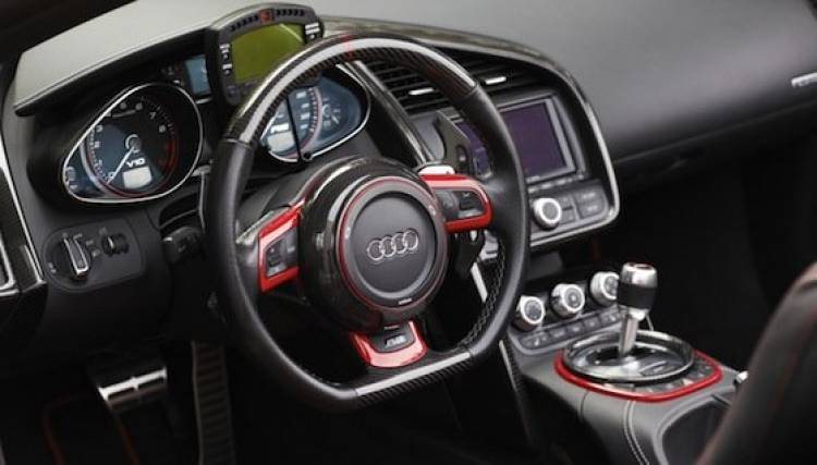 Audi R8 V10 Spyder de RENM Performance
