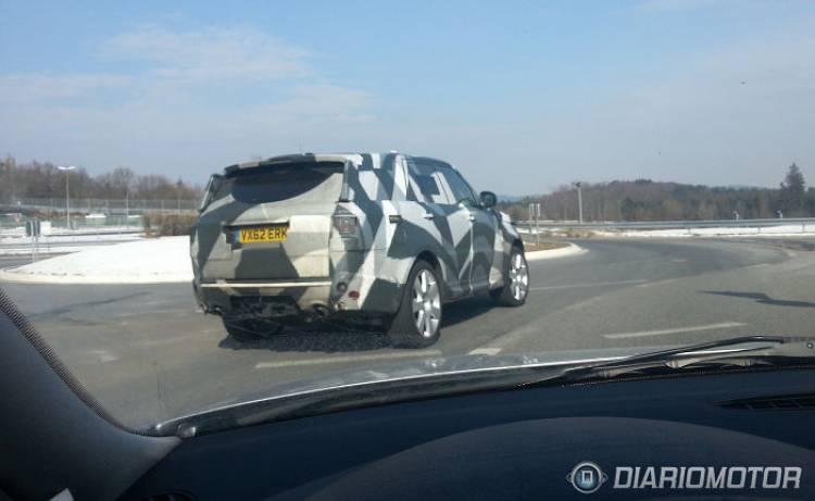 Range Rover Sport RS y Evoque RS: nuevas alternativas más prestacionales en camino