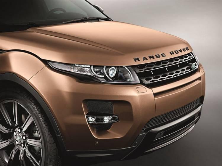 Range Rover Evoque 2014: llevando a producción el cambio de 9 velocidades